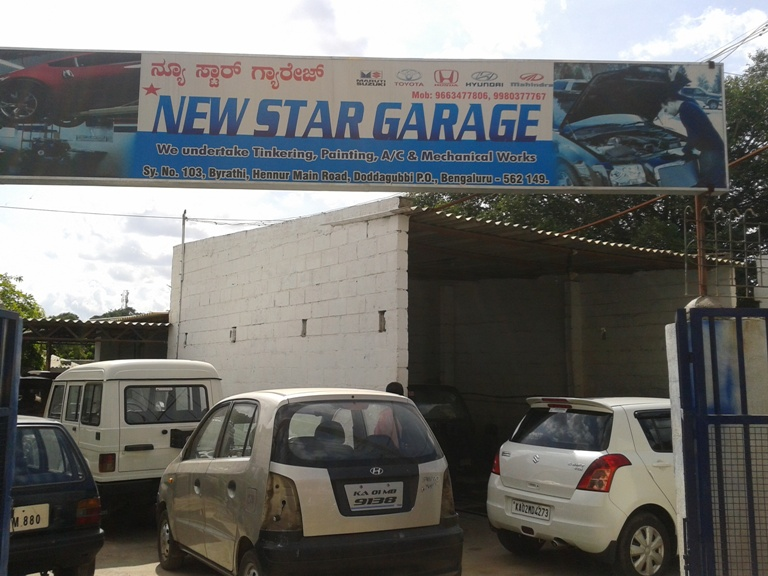 New Star Garage & Service Station