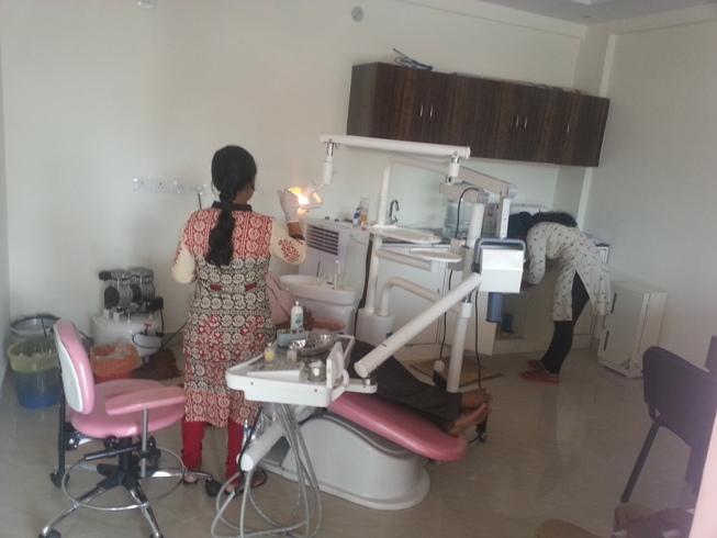 dental clinic in kothanur