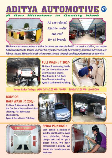Car Workshop & Washing in Agara