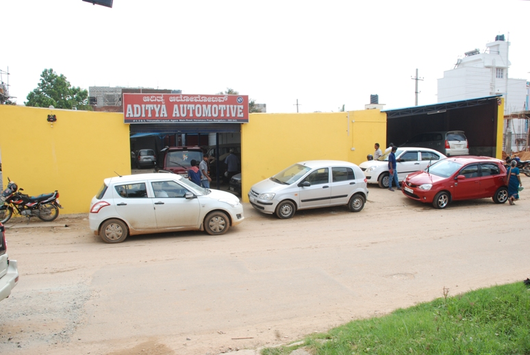 car service station in agara, bangalore
