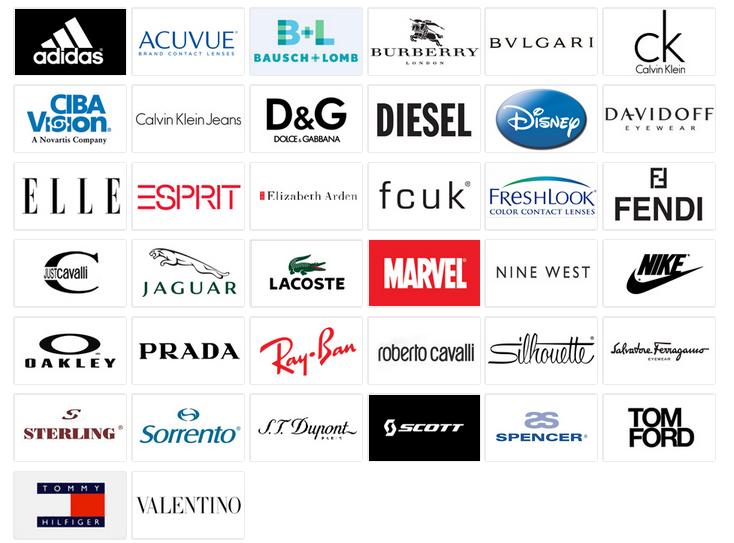 opticals brands