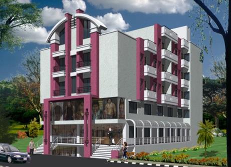 Architects in Banasawadi Road