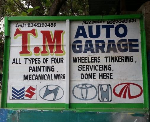 TM Auto Garage