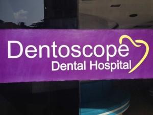 Dentoscope