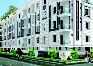 ready to move in appartment in banaswadi