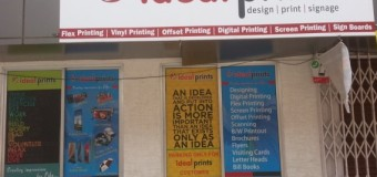 IDEAL PRINTS (Design, Print, Signage)
