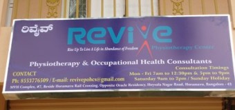 Revive Physiotherapy Clinic