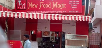 NEW FOOD MAGIC (South Indian, North Indian, Chinese Tandoor, Grill Chicken and Andhra style)
