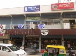 Fashion Passion in agara main road babusapalya