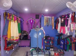 clothes showroom in horamavu main road
