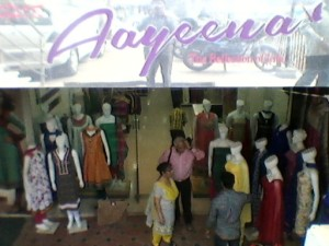 Dresses Materials and Readymade Dresses Shops