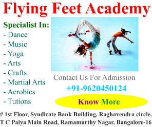 Flying Feet Academy