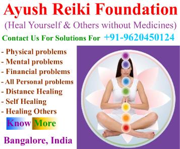 Ayush Reiki Foundation