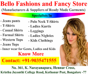 Bello Fashions and Fancy Store