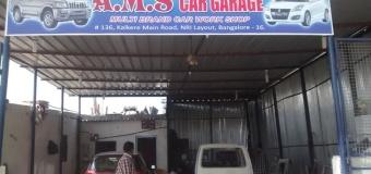 AMS Car Garage (Car Repairing, Tinkering, Painting, Electrician Works, Modified & Washing)
