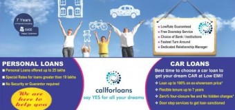 Call For Loans (Personal Loans Agency in Bangalore)
