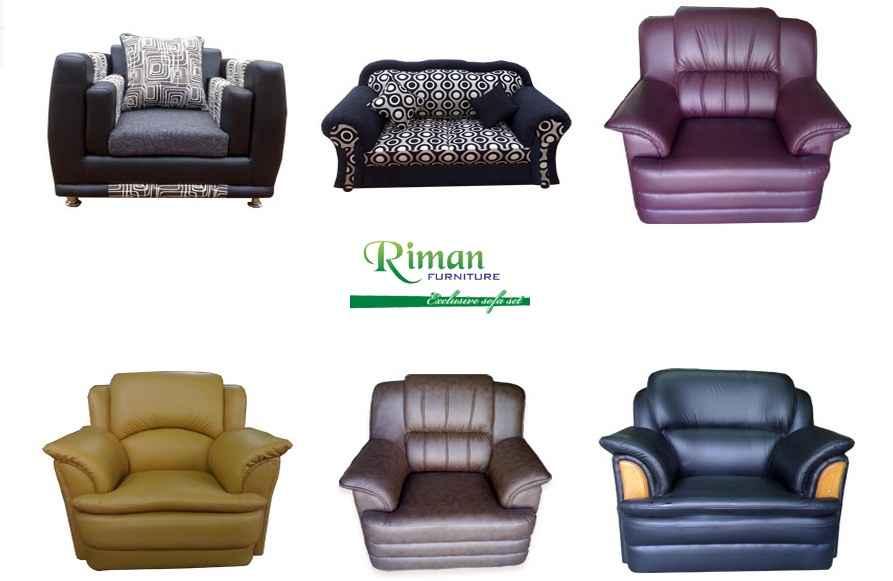 sofa showroom in hbr layout