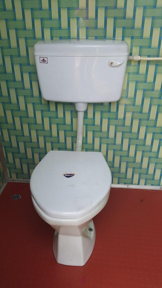portable toilet fittings