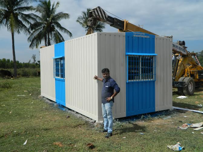 top portable cabins