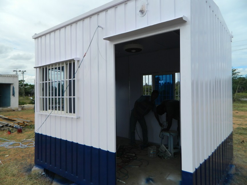 portable cabin manufacturing