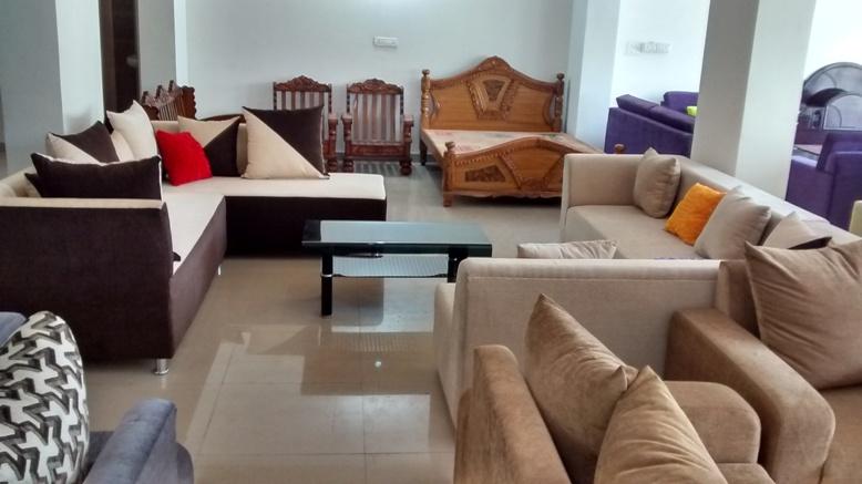 Top furnitures showroom in k r puram