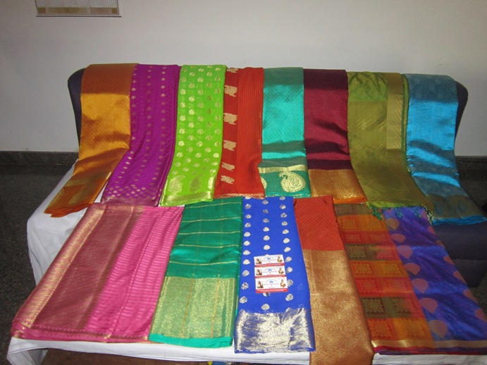 pure silk sarees dealers in t c palya