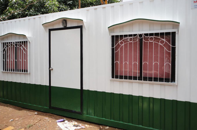 Portable cabins manufacturers and suppliers in bangalore