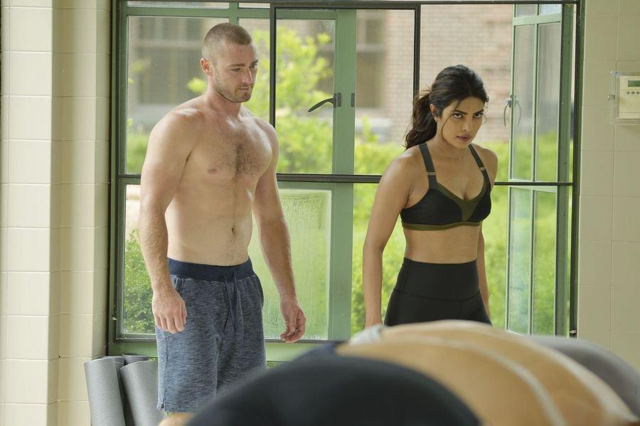 Quantico Season 2, Priyanka Chopra Shirtless Yoga Session, WOW Mind Blowing