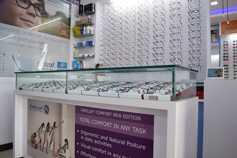 best optical shop in bangalore