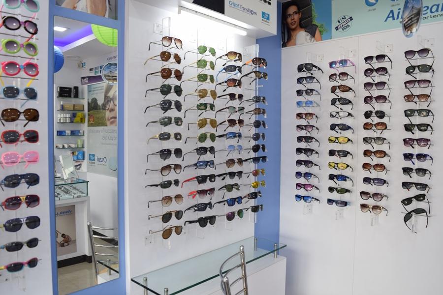 optical showroom in medahalli