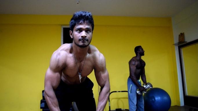 gym body show