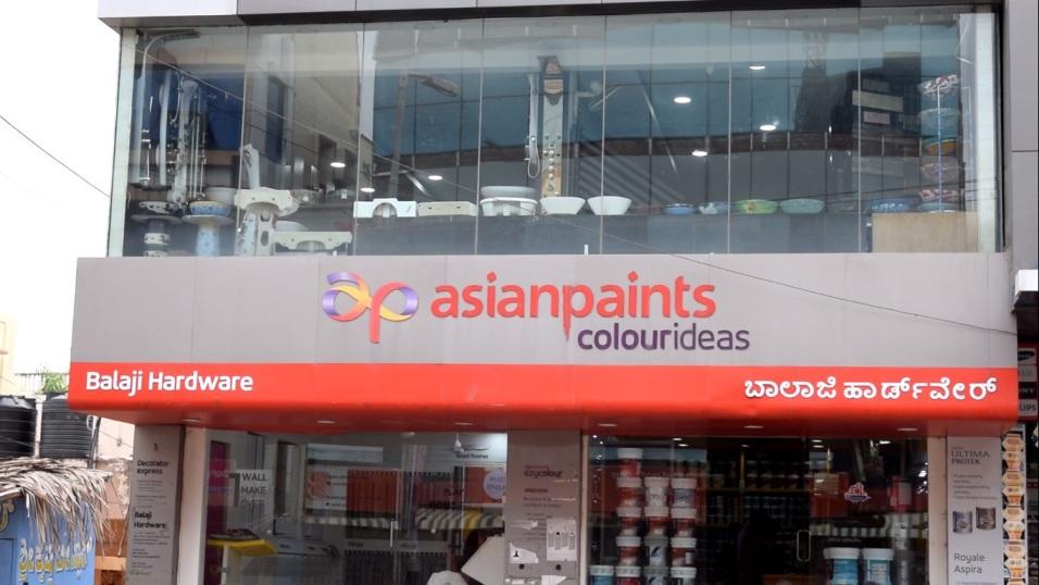 best paints wholesale dealers in k r puram