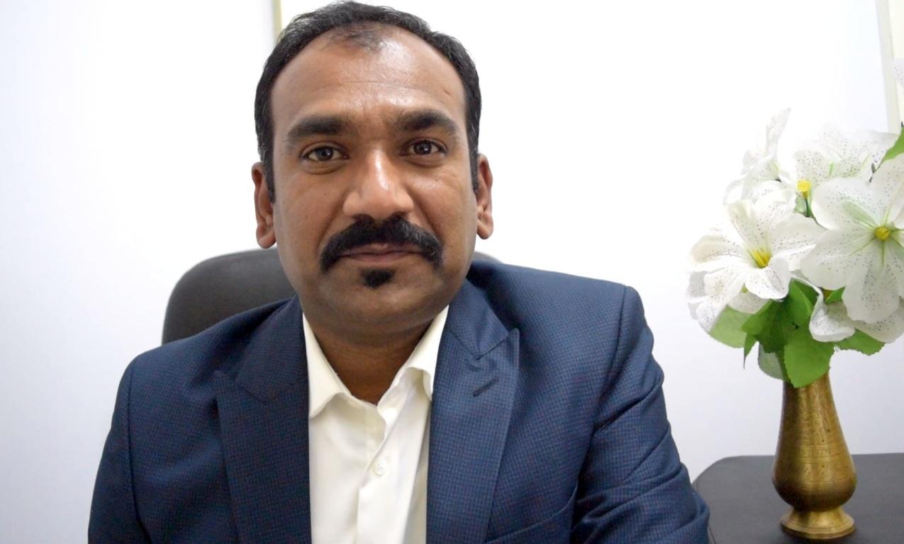 Dr. Ravisha Narasimha Murthy
