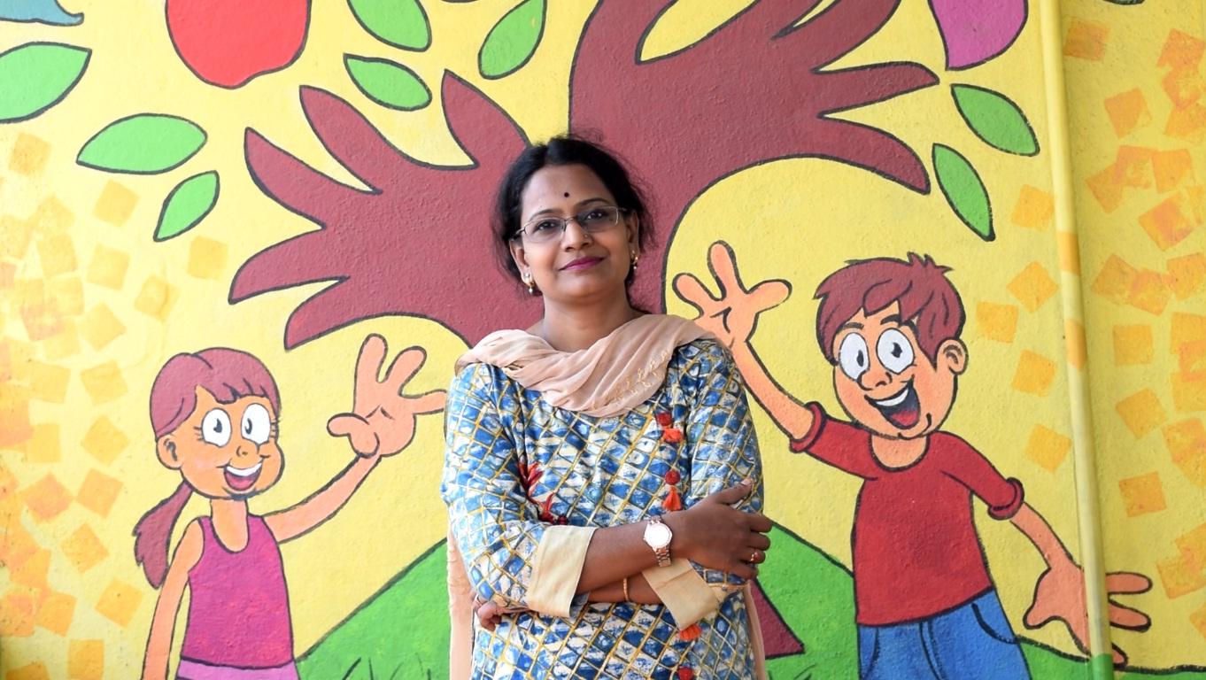 The Learning Tree - Mrs. Jyothi Manjunath