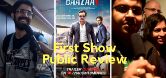 Baazaar Public Review First Day First Show | Public Talk | Public Reaction | Saif Ali Khan | Radhika Apte |Chitrangada Singh | Baazaar Review | More about Stock Market