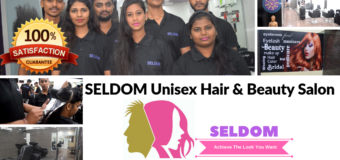 SELDOM Unisex Hair & Beauty Salon | Achieve The Look You Want | Know The Untold Facts Before Services