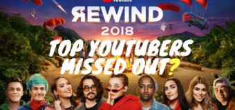 YouTube Rewind 2018 Everyone Controls Rewind | #YouTubeRewind2018 | Top YouTubers Missed out?