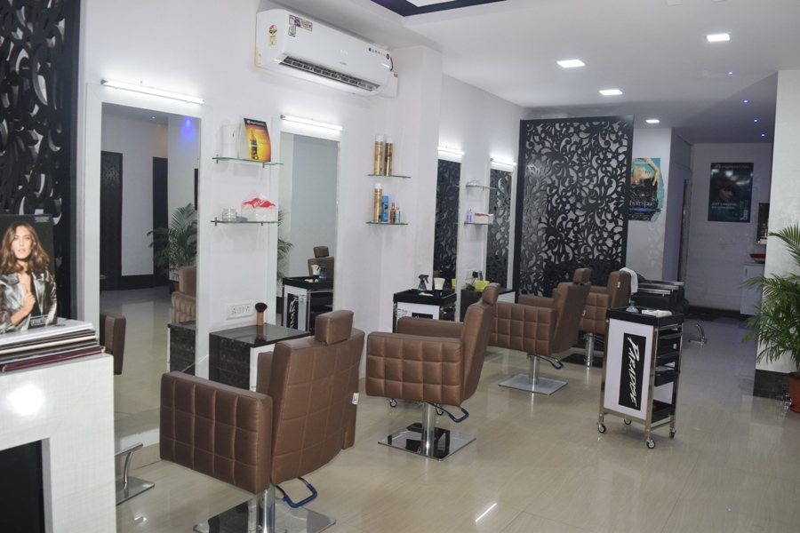 top unisex salon in t c palya bangalore