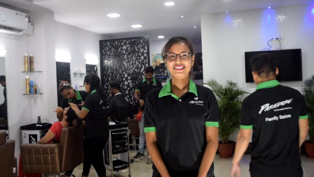 best unisex salon in t c palya main road bangalore