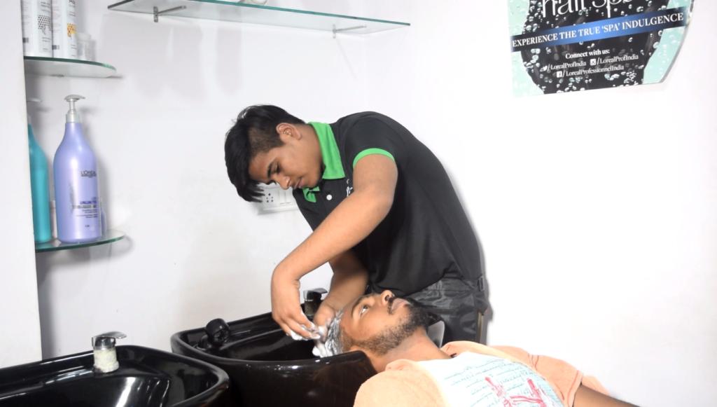 spa service in t c palya main road bangalore