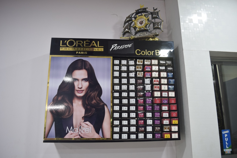 best beauty product in salon in tc palya bangalore